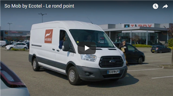 SO MOB By ECOTEL - Le Rond Point