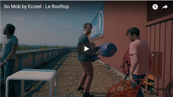 SO MOB By ECOTEL - Le Rooftop